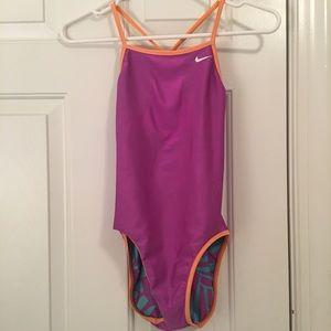 Nike Swim - Nike Competitive Swim Suit! Reversible!